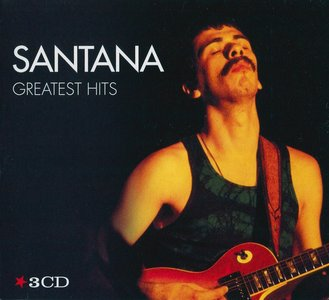 Santana - Greatest Hits (2012) {3CD Box Set}