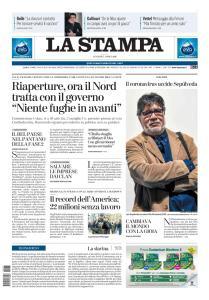 La Stampa Imperia e Sanremo - 17 Aprile 2020