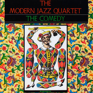 The Modern Jazz Quartet - The Comedy (1962/2011) [Official Digital Download 24bit/192kHz]