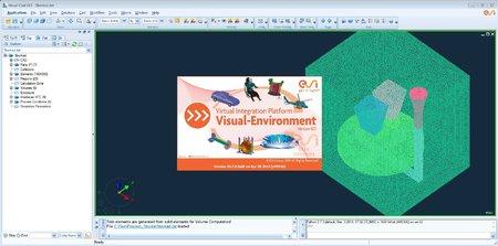 ESI Visual-Environment 10.7