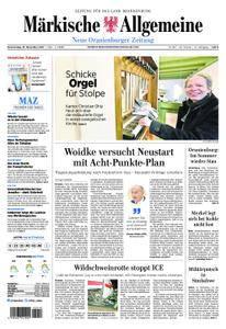Neue Oranienburger Zeitung - 16. November 2017