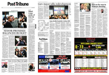 Post-Tribune – February 23, 2019