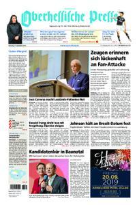 Oberhessische Presse Hinterland - 17. September 2019