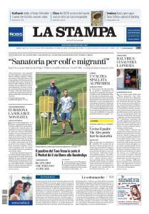 La Stampa Imperia e Sanremo - 7 Maggio 2020