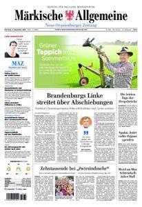 Neue Oranienburger Zeitung - 04. September 2018