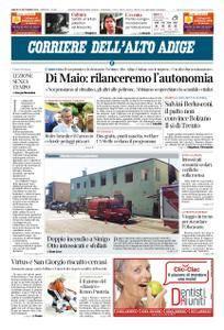 Corriere dell'Alto Adige – 22 settembre 2018