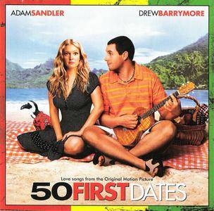 VA - 50 First Dates (Love Songs From The Original Motion Picture) (2004) {Maverick} **[RE-UP]**