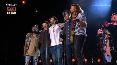 Maroon 5 - Rock in Rio (2017)