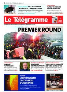 Le Télégramme Ouest Cornouaille – 06 décembre 2019