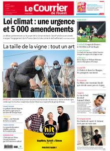 Le Courrier de l'Ouest Angers – 08 mars 2021