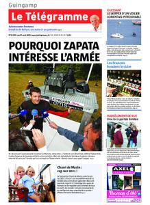 Le Télégramme Guingamp – 05 août 2019