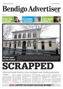 Bendigo Advertiser - August 29, 2019