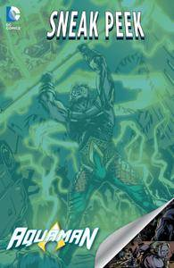 DC Sneak Peek - Aquaman 2015 Digital