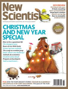 New Scientist Australian Edition – 22 December 2018