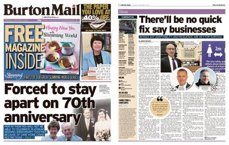 Burton Mail – January 05, 2021