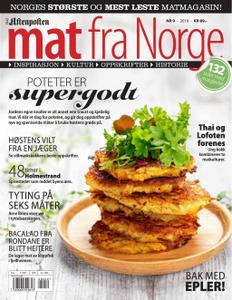 Mat fra Norge – september 2019