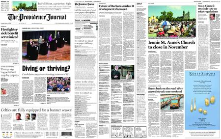 The Providence Journal – October 16, 2018