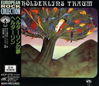 Hölderlin (Hoelderlin) - Hölderlins Traum (1972) [Japanese Ed. 1994]