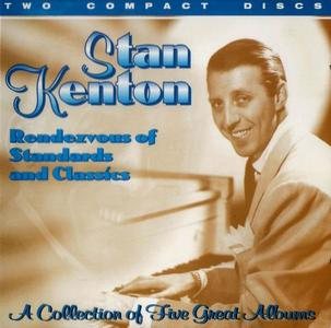 Stan Kenton - Rendezvous of Standards and Classics (1950-1957) [Reissue 1995]