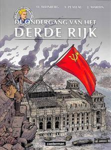 LeFranc - B04 - De Reportages Van LeFranc - De Ondergang Van Het Derde Rijk