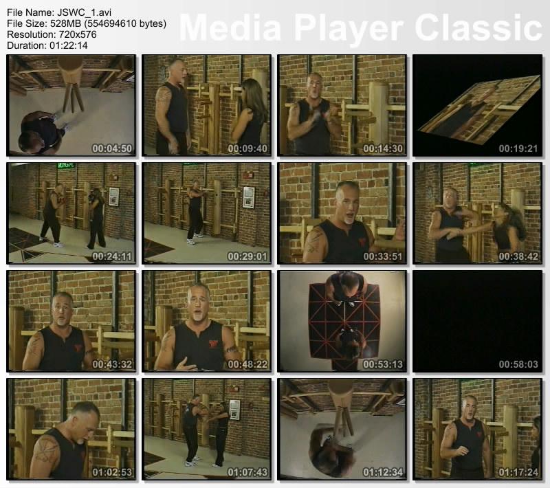 Wing Chun - Extreme Wing Chun Joseph Simonet