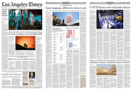 Los Angeles Times – September 29, 2020