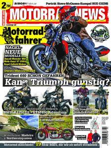 Motorrad News – Februar 2021