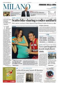 Corriere della Sera Milano – 30 dicembre 2019