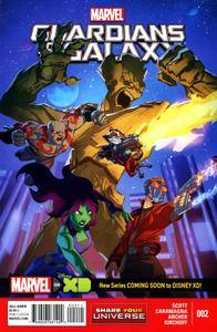 Marvel Universe Guardians of the Galaxy 002 2015