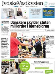 JydskeVestkysten Varde – 31. august 2019