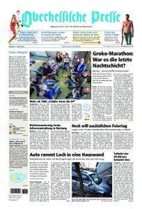 Oberhessische Presse Marburg/Ostkreis - 07. Februar 2018