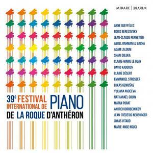 VA - 39ème Festival International de Piano de La Roque d'Anthéron (2019)