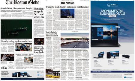 The Boston Globe – February 10, 2020