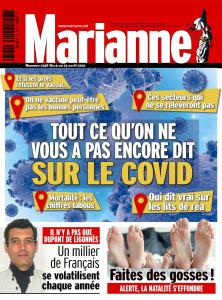 Marianne - 9 Avril 2021