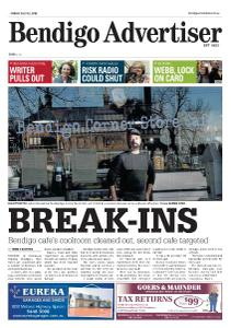 Bendigo Advertiser - July 12, 2019