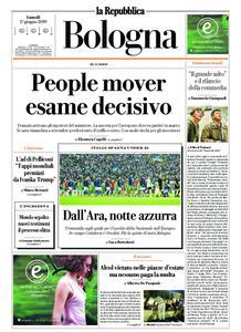 la Repubblica Bologna – 17 giugno 2019