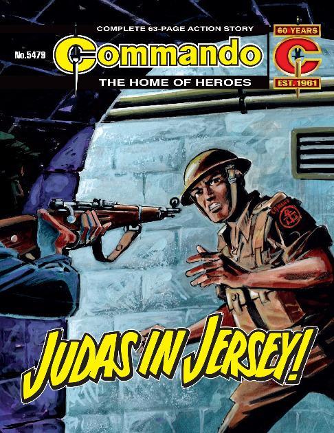 Commando No 5479 2021 HYBRiD COMiC eBook