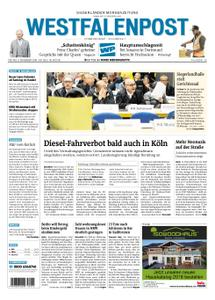 Westfalenpost Siegen - 09. November 2018