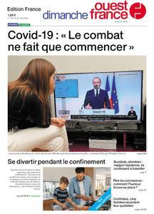 Ouest-France Édition France – 29 mars 2020