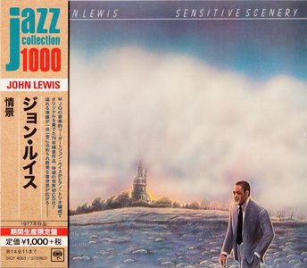 John Lewis - Sensitive Scenery (1976) {2014 Japan Jazz Collection 1000 Columbia-RCA Series SICP 4051}