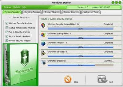 Windows Doctor v1.6