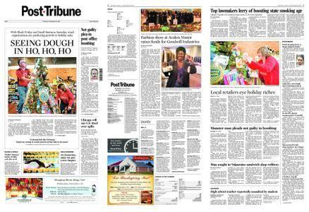 Post-Tribune – November 21, 2017