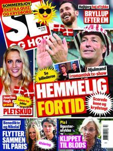 SE og HØR – 07. juli 2021