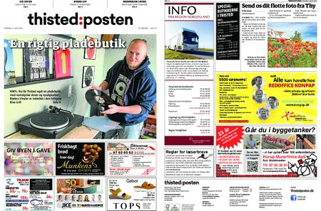 Thisted Posten – 03. juni 2020