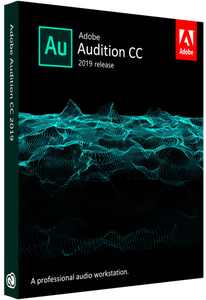Adobe Audition CC 2019 v12.1.2.3 (x64) Multilingual