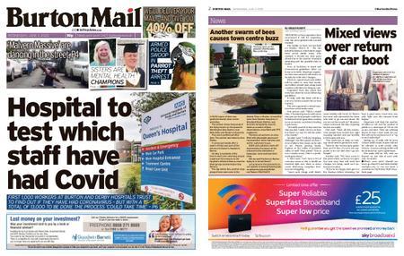 Burton Mail – June 03, 2020