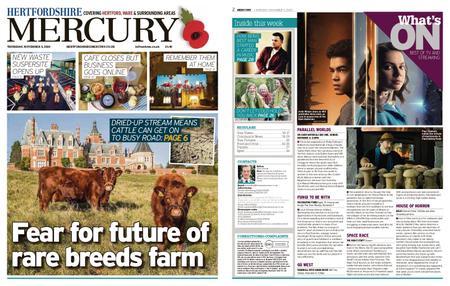 Hertfordshire Mercury – November 05, 2020