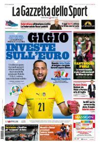 La Gazzetta dello Sport Nazionale - 7 Giugno 2021