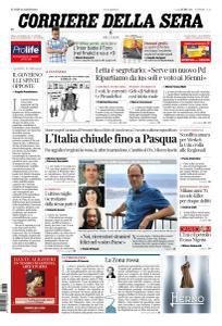 Corriere della Sera - 15 Marzo 2021