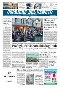 Corriere del Veneto Padova e Rovigo - 13 Luglio 2018